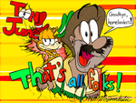That's All Folks! - The Toon June Finale by Mr-Toontastic