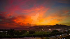 Sunset Spain 2015 by OnHorizon