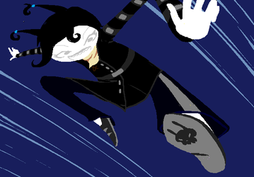Homestuck OC by LuckyNothin