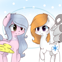 gift for Winter-Shadow7  WinterSporkle by WindyMils