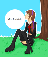 Miss Invisible by EmptyJournal