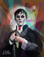 Barnabas Collins by quickmind