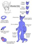 Prancers Info Sheet by NobleTanu