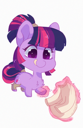 Earth Pony Twi by HiccupsDoesArt