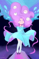 Bee and Puppycat by JellyDoll