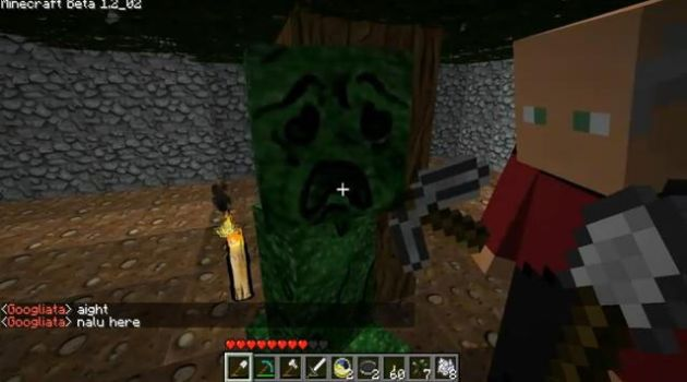 charlie the gentle creeper by deadsun90