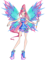 Winx Club - Feelie - Mythix Reference by Feeleam