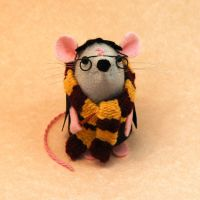 Harry Potter Mouse by The-House-of-Mouse