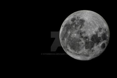 Supermoon 11 15 2016 by stormxxx