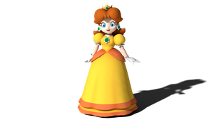 Princess Daisy! by TheAdorableOshawott