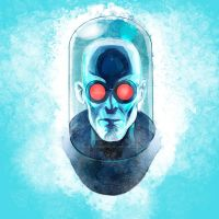 Mr. Freeze by micahchampion