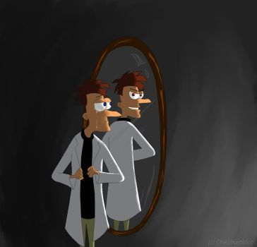 PnF: Distorting Mirror by OneSmartIdiot