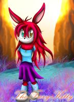 .:Request:. Lilly The Rabbit by Blaze-Fiery-Kitty