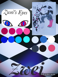 Zwei|FD|Colour Palette by animalover4six