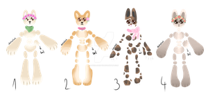 Cute Robot Adopts OTA OPEN by duck-aderpts