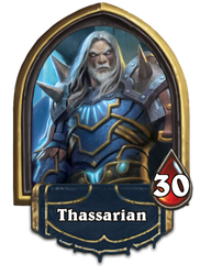 Death Knight Hero concept - Thassarian by SnowingGnat