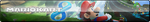 Mario Kart 8 Button by ButtonsMaker