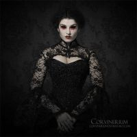 The Widow by Corvinerium
