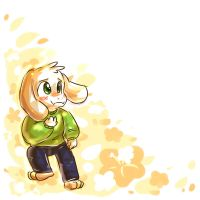 An Asriel Thingy by TinklyWinkly