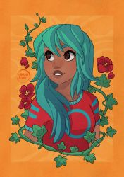 Flowers by Kaisel