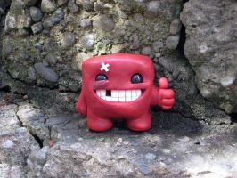 Super Meat Boy is so meaty by Rook-XIII