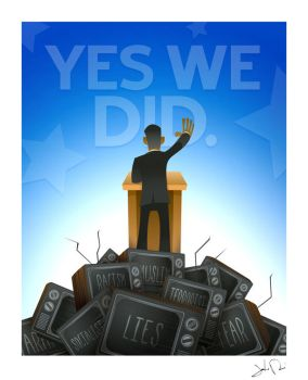 YES WE DID by deaddays