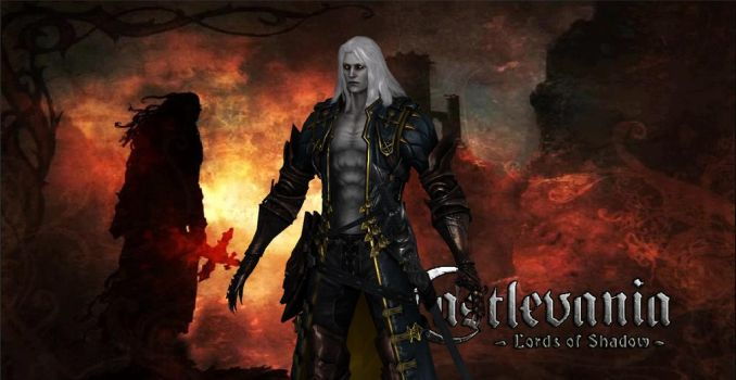 Castlevania Lords of Shadow 2 - Alucard(REUPLOAD) by Dante-564