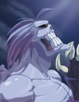 Rock is undead by Manu-G