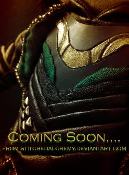Avengers: Coming Soon... by StitchedAlchemy