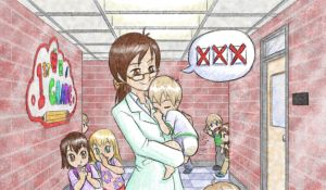 Charlie  S Regression 10 By Roninkagashi-d4ydnsb by Jeff2beyoung