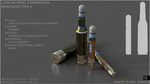 Two Stage Air-Burst Interference Munition by DeRezzurektion