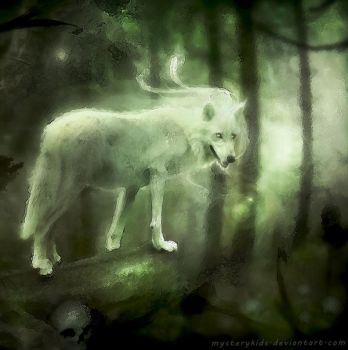 White Spirit by ChieuMua