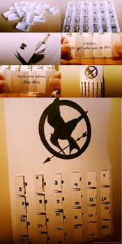 THG Adventskalender by JessMindless