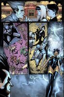 X Men Legacy  4 color test3 by Javilaparra