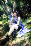 Rinoa - Summer Days by SoraPaopu
