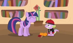 Spike in 'Year of the Dragon' by dm29