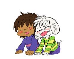 Undertale: Little Cinnamon Buns by Neloku