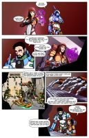A question of Faith Page 2 (Words) by k1lleet