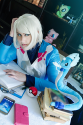 Blanche - Pokemon GO - TEAM MYSTIC II by PriSuicun