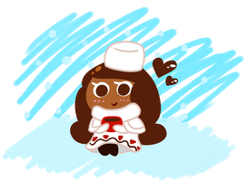 Cocoa Cookie by Lovelybug1071