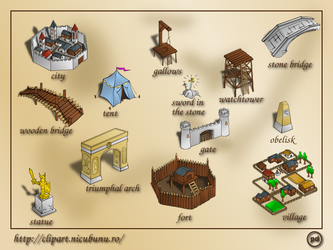 Game buildings: another sample by nicubunu