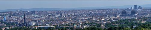 The City of Vienna by lomartistic