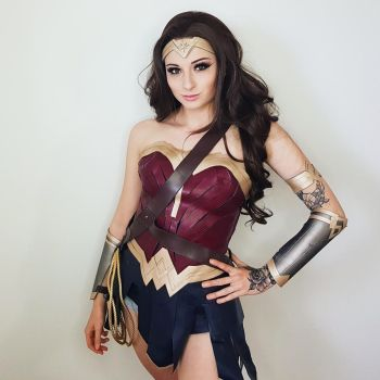 Wonder Woman by KaylaErinOfficial