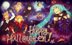 VOCALOID: Halloween 2016 by NamiYami