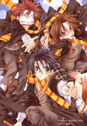 -Gryffindor-Power- by Kyoko-Taide