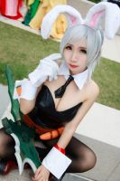 League of Legends - Battle Bunny Riven by Xeno-Photography