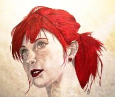 Hayley Williams by AvictoriaY