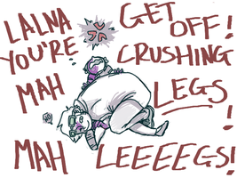 Lalna is Not a Lapdog by superior-jeans