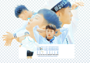 NCT DREAM WE YOUNG RENDER PACK #1 | MARK by jaekooks