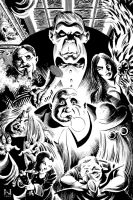 Addams Family - Final by IanJMiller